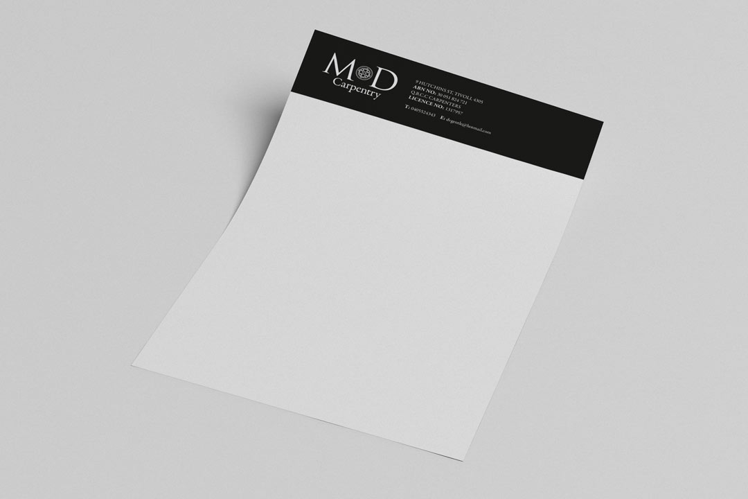 Carpenter-Letterhead-Design-For-Carpentry-Business-In-Australia