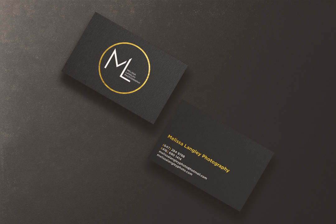 Professional-Fashion-Photographer-Based-In-Canada-Gold-business-cards